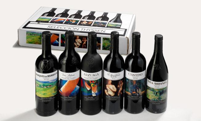 El museo Thyssen-Bornemisza lanza su selección de vinos