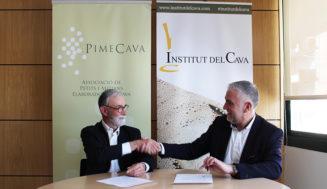 AECAVA, la nueva marca que reunirá a las bodegas del Institut del Cava y Pimecava